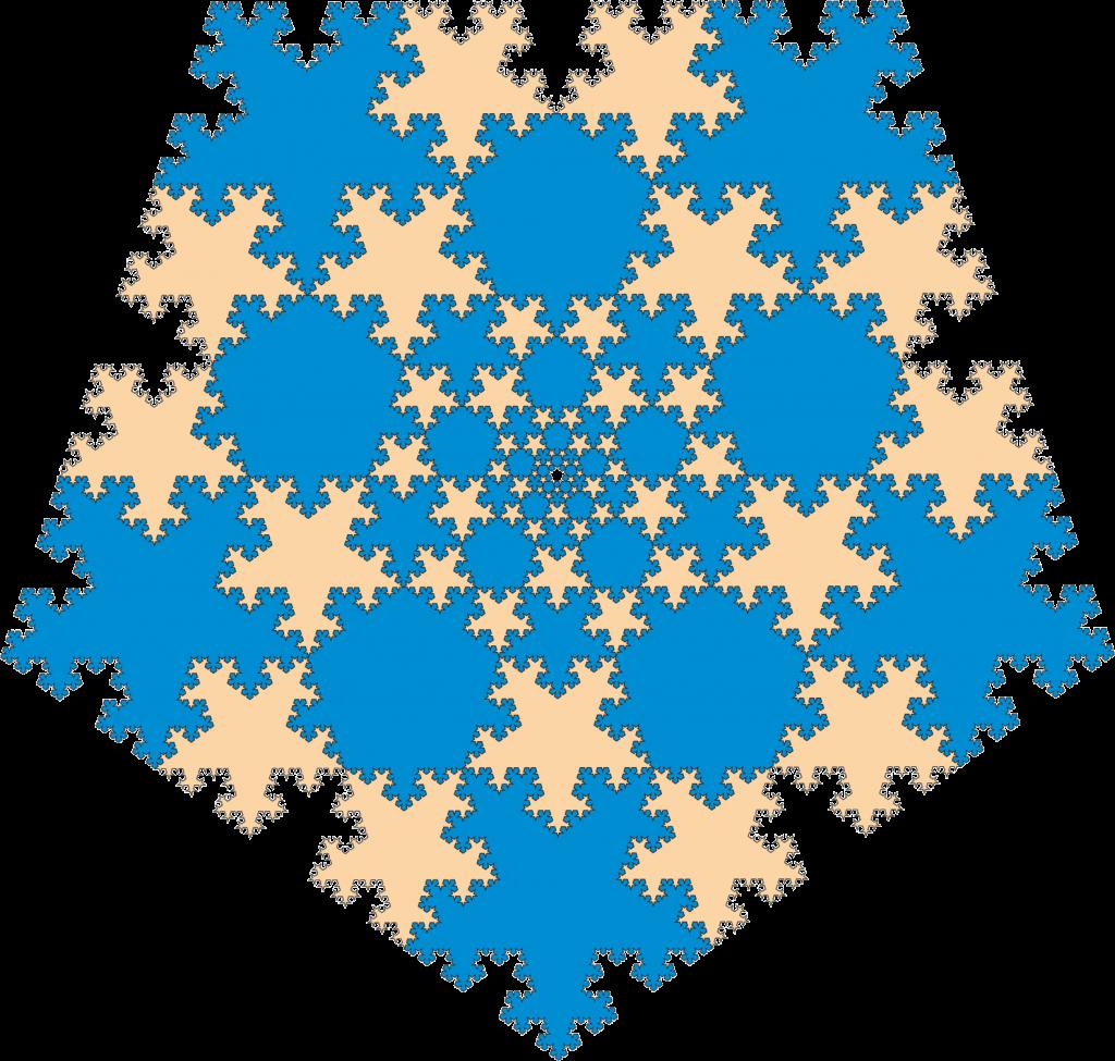 Koch Pentagons 2